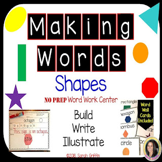 https://www.teacherspayteachers.com/Product/Making-Words-2D-SHAPES-1286892