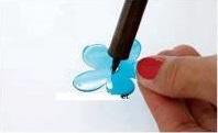 Membuat Bros Dari Botol Plastik Bekas
