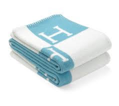 Horse Country Chic: Hermes Blankets
