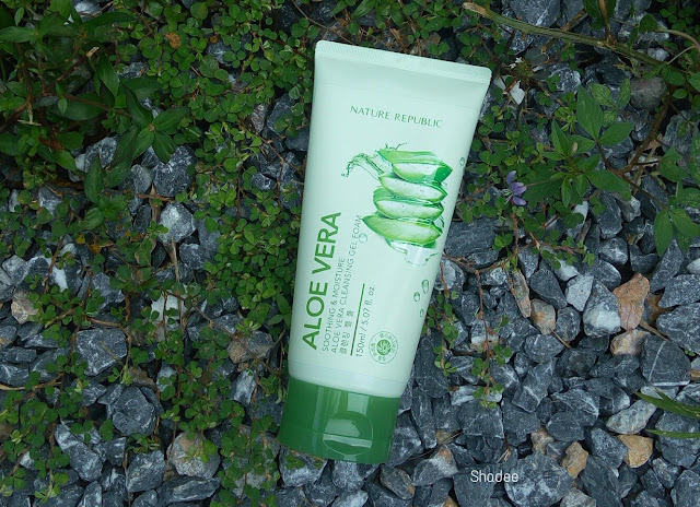 Aloe Vera Gel Cleanser