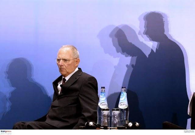 Σόιμπλε: Ποτέ δεν απείλησα την Ελλάδα με Grexit