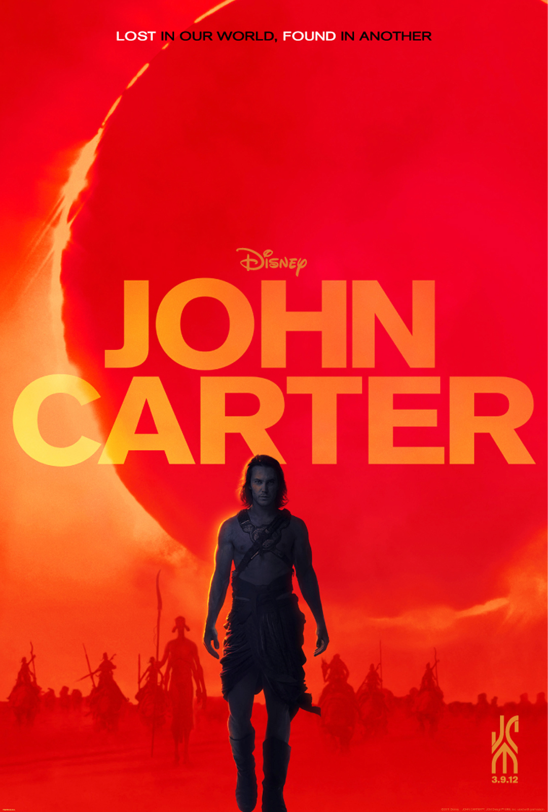 John Carter Movie Posters Hd Wallpapers Hd Wallpapers