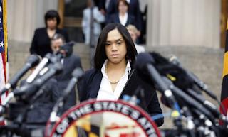 Attorney General Marilyn Mosby