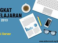 Perangkat Pembelajaran Administrasi Server Kurikulum 2013