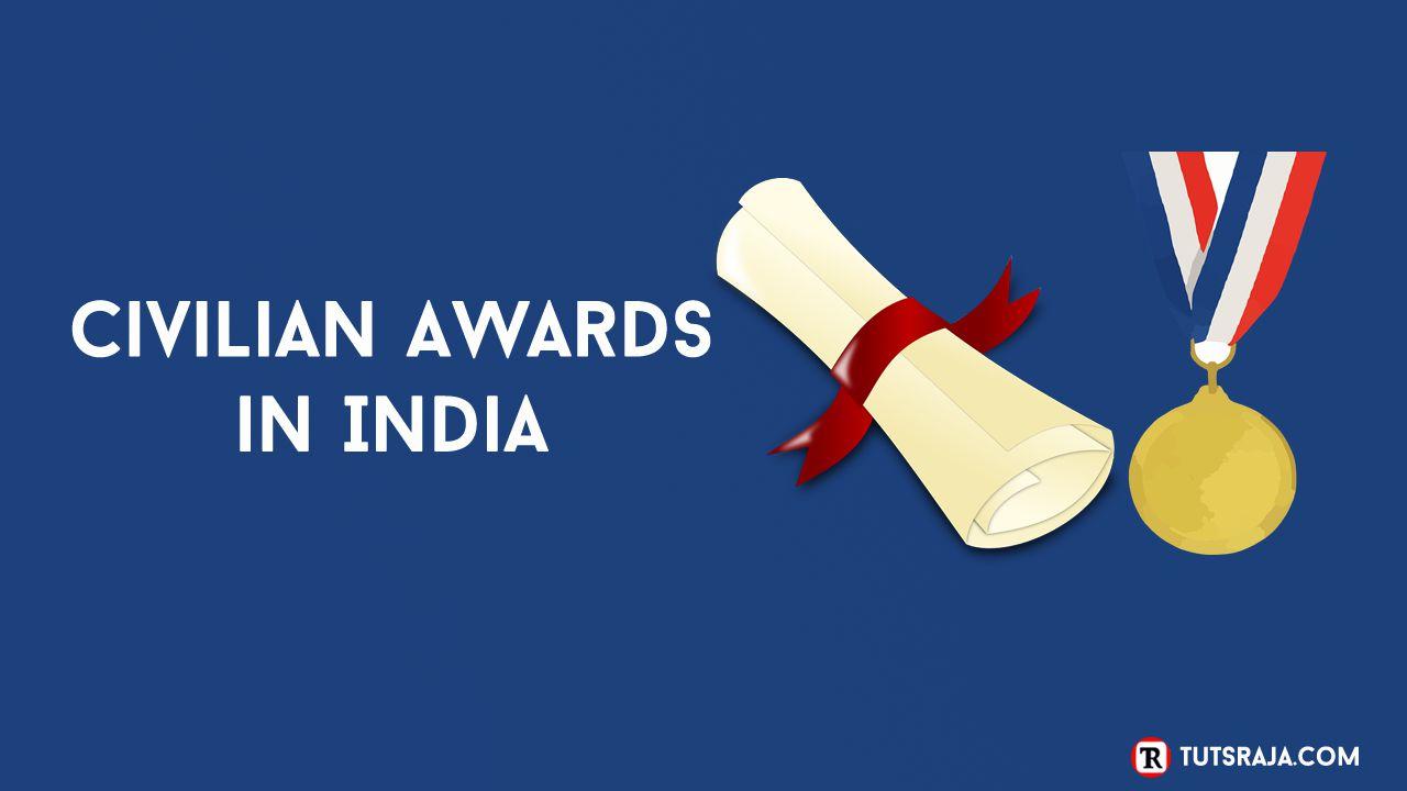 Civilian Awards in India