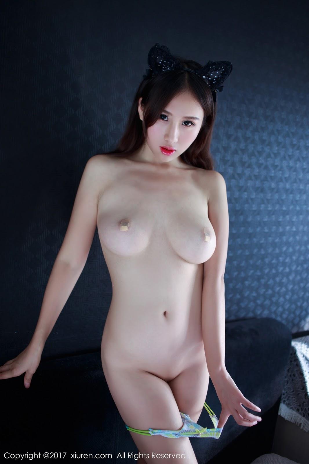 XIUREN No.704 Yue Yin Tong