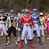 Power Rangers pt II: Todas as Gerações de Rangers