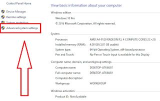 Cara mempercepat kinerja laptop atau komputer di semua versi windows baik itu  Cara Paling Ampuh Untuk Mempercepat Kinerja Laptop (PC) Semua Windows