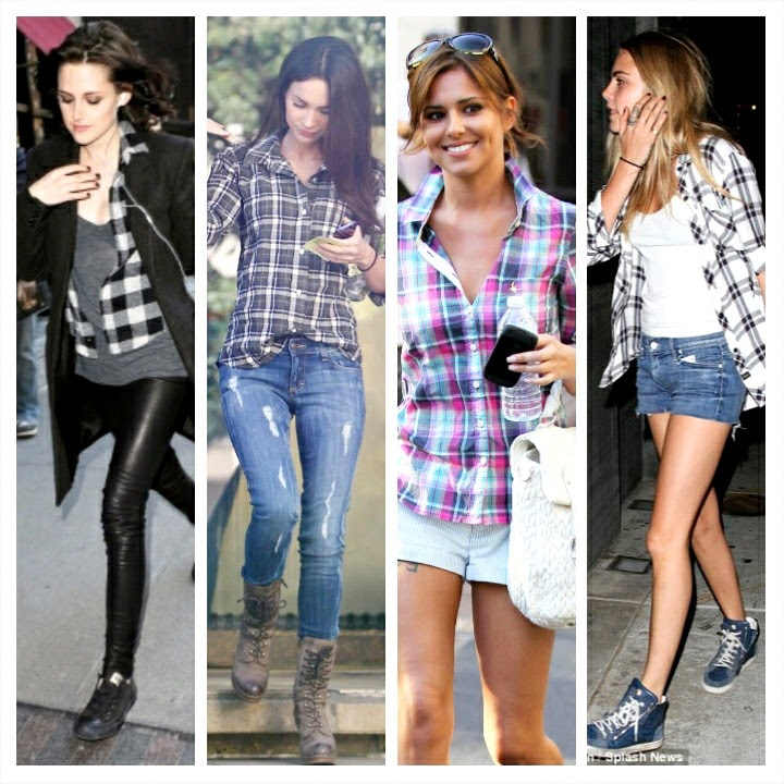 Three sexy edgy shirt looks