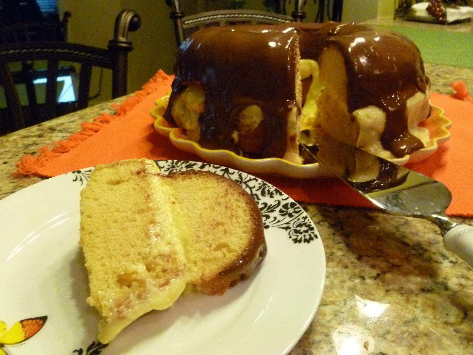 Bake A Bunt Cake From Scratch Recipe