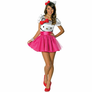 Gambar Baju Hello Kitty Untuk Remaja 1
