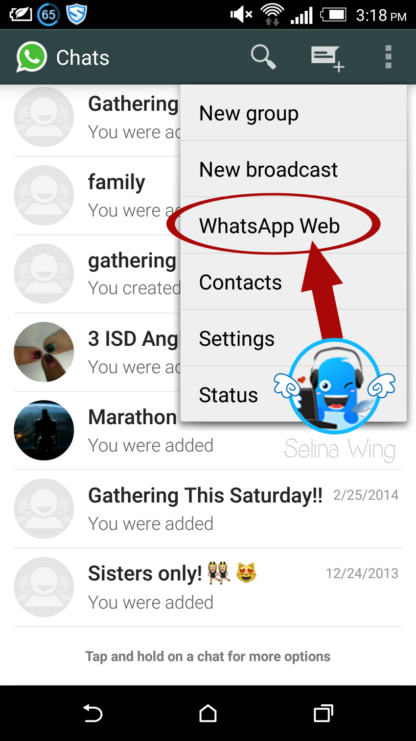 How to use Whatsapp Web on PC Desktop / Laptop Malaysia