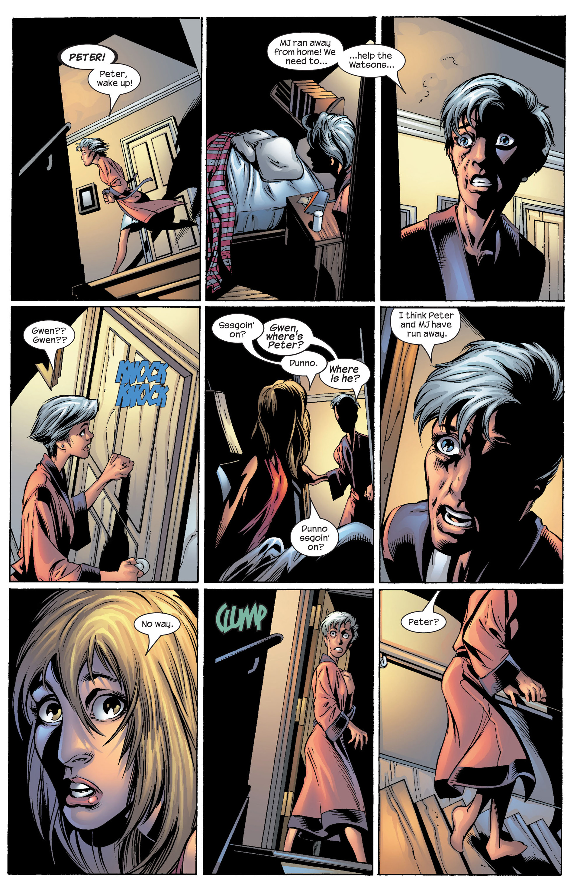 Read online Ultimate Spider-Man (2000) comic -  Issue #53 - 3