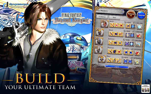 Download FINAL FANTASY Record Keeper MOD APK