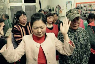 Purge Against Christians Underway In China