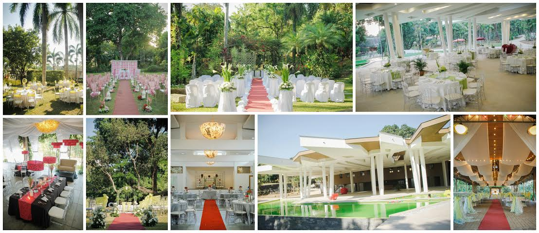 Garden wedding venues in antipolo mommy practicality for Au jardin wedding package