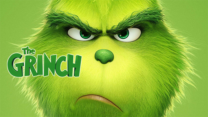 El Grinch (2018) Web-DL 1080p Latino-Ingles