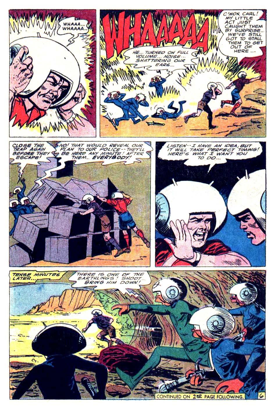 Strange Adventures (1950) issue 187 - Page 29