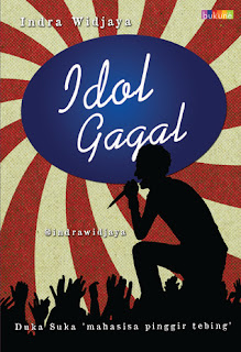 Cover Buku Idol Gagal