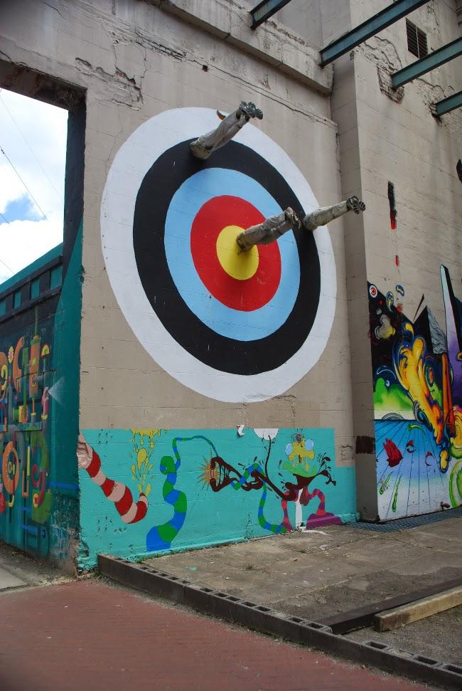 RVA Street Art: The Power Plant at Haxall Point | Yeti Crafts