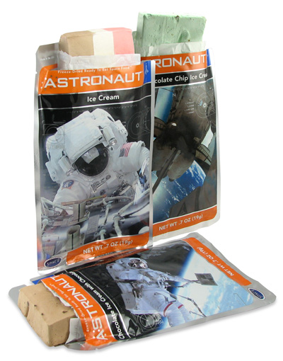astronaut ice cream in space - photo #11