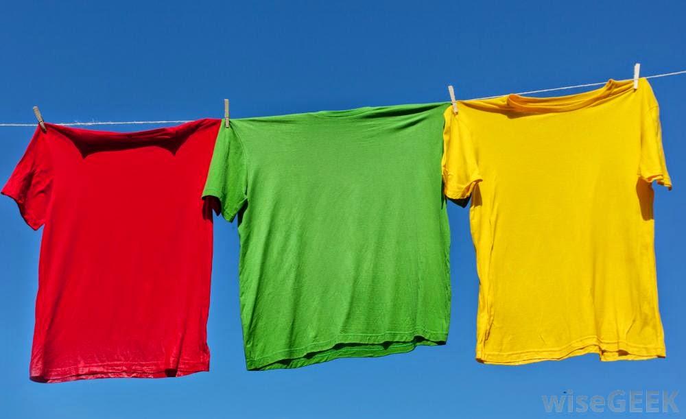 If laundry matters – I'm doomed. DOOMED.
