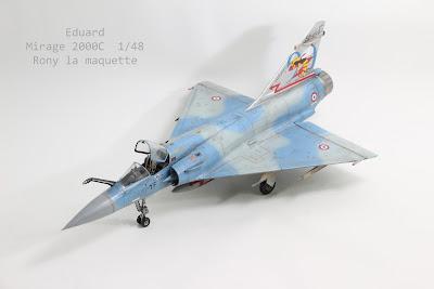 Mirage 2000 C  Eduard