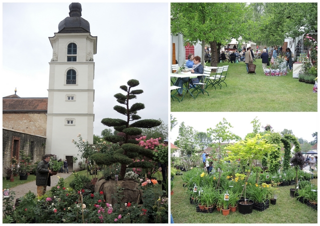 Gartenfest Fulda Collage