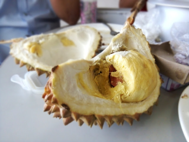 Durian Fruit from Davao City