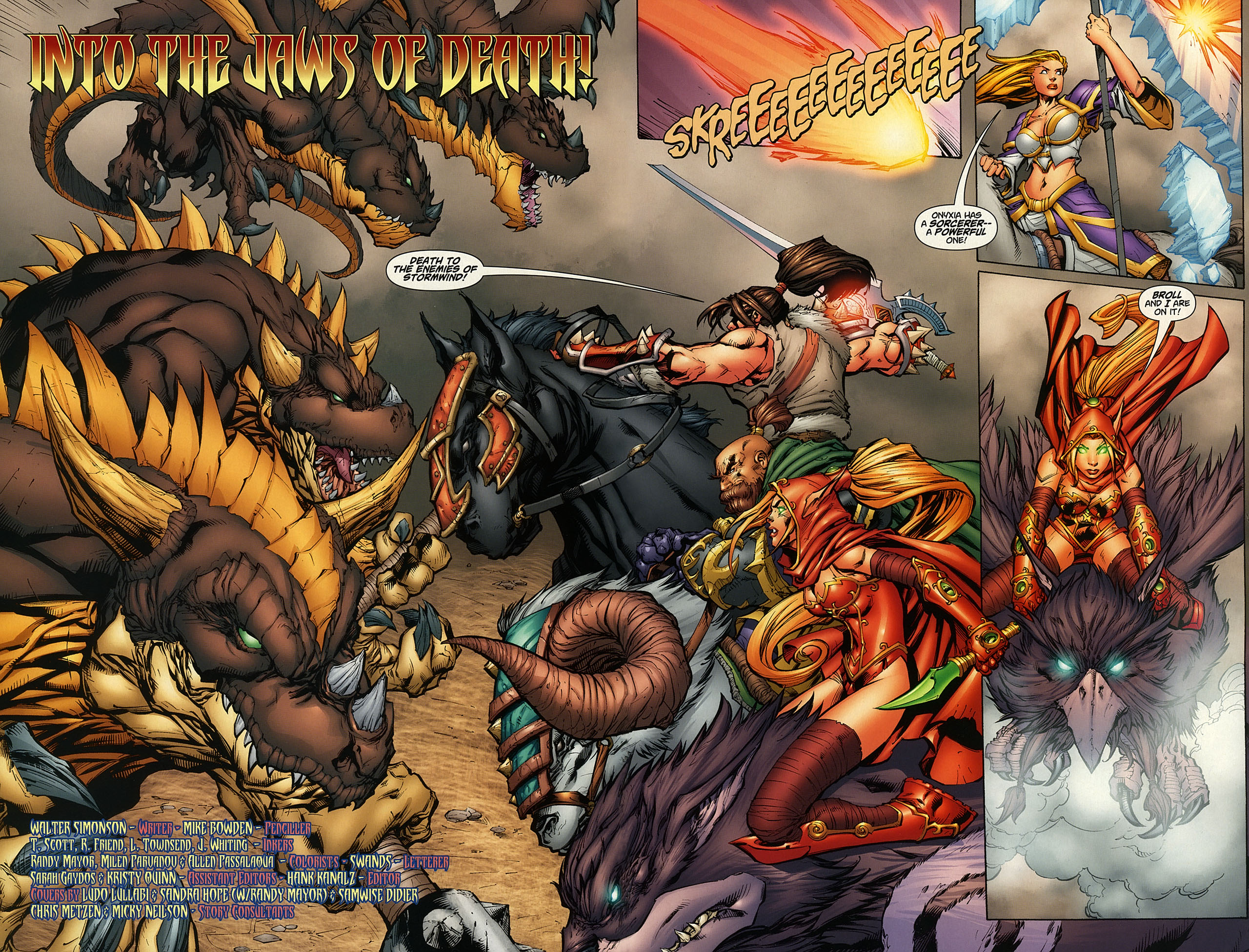 Read online World of Warcraft comic -  Issue #14 - 3