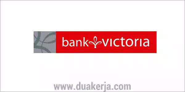Lowongan Kerja Bank Victoria International 2019