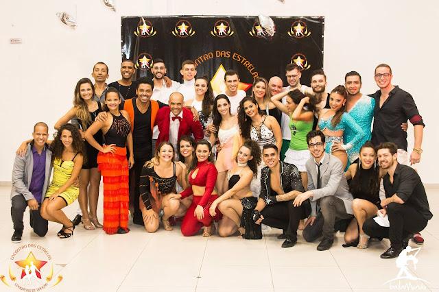 congresso dança de salão encontro das estrelas 2016 videos de dança