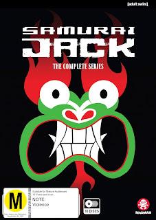 Samurai Jack: The Complete Series