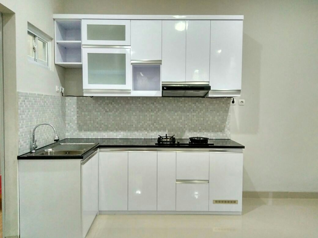 Great kitchen set minimalist bulak kapal with minimalist kitchen set stunning minimalist kitchen set