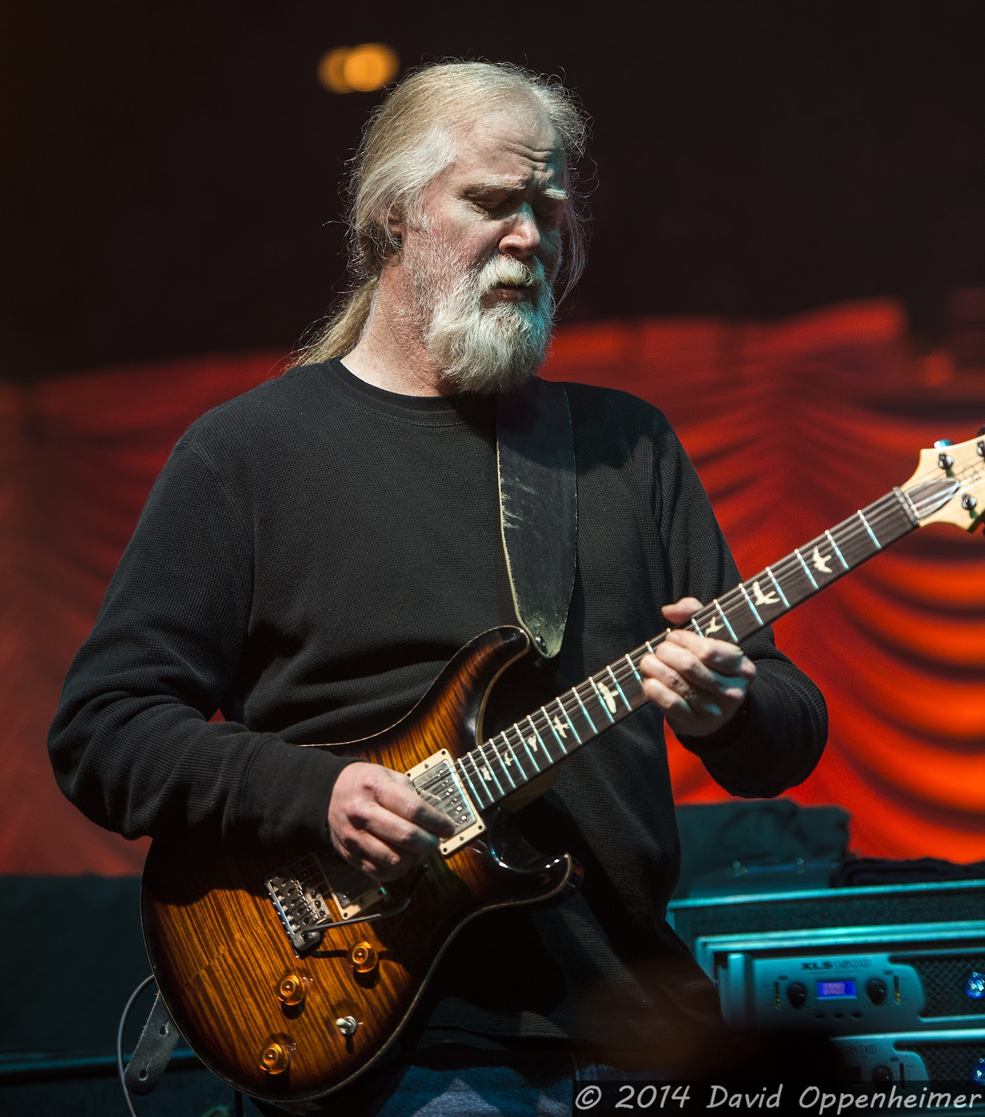 Jimmy Herring with Widespread Panic