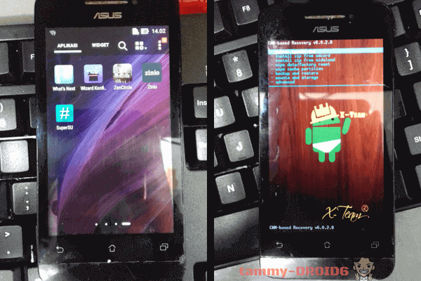Cara Root Asus Zenfone 4 (T00I) Android Lollipop Tested 100%