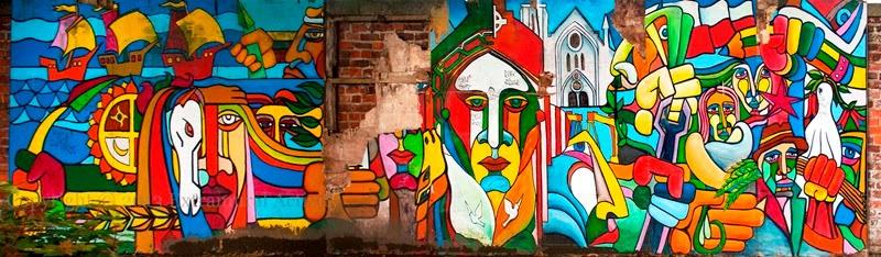 cuadros modernos pinturas y dibujos im genes murales