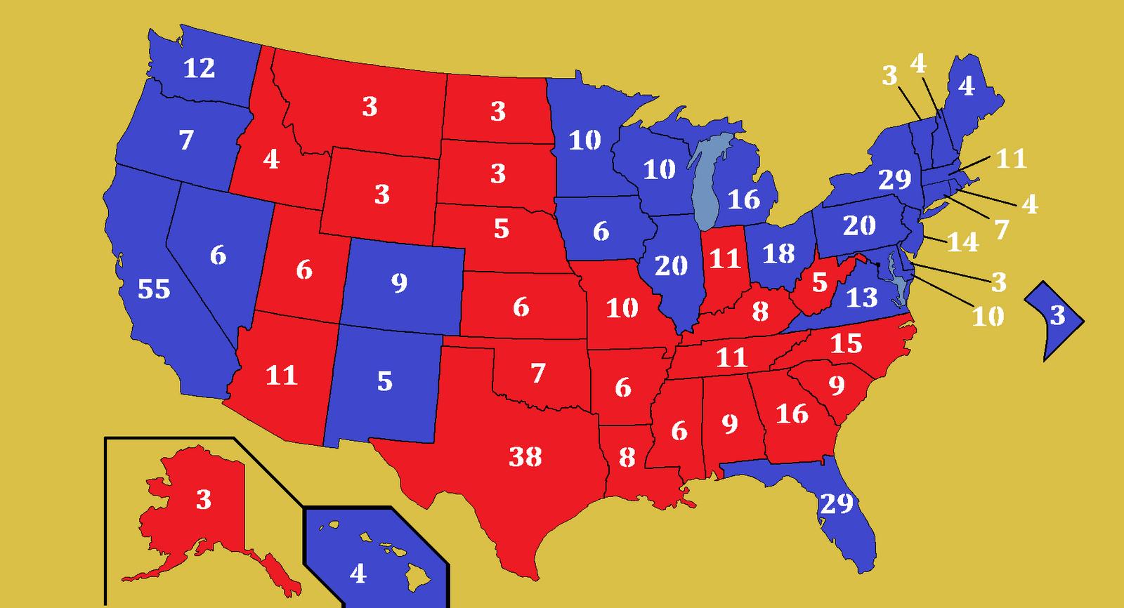 Michael S Rant Election Night In America Recap