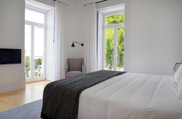 Hotel Sapientia Boutique em Coimbra - quarto
