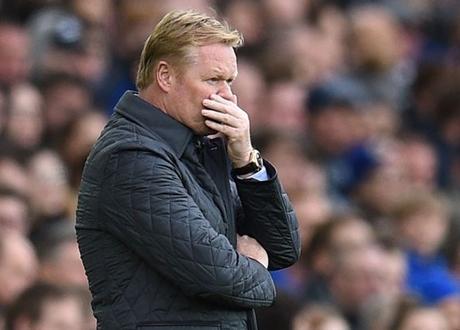 Everton Pecat Ronald Koeman dari Jabatan Manajer