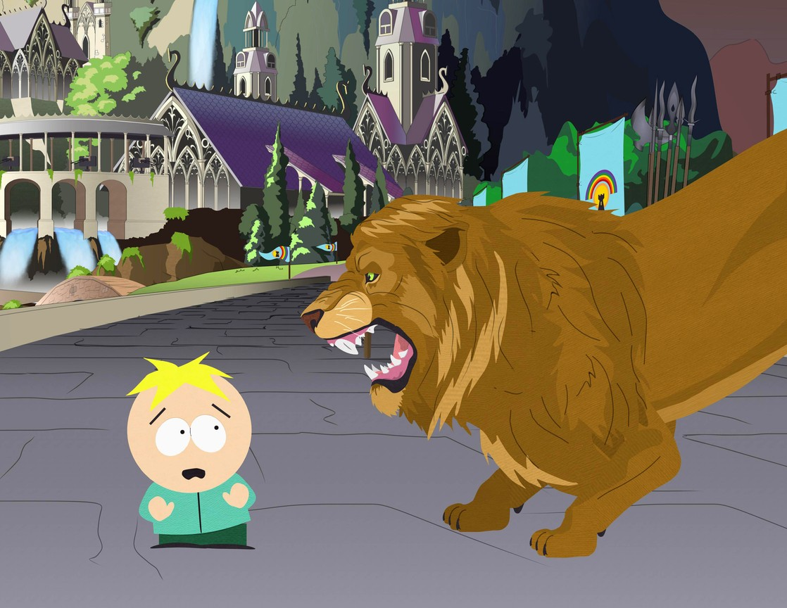 South Park - Season 11 Episode 12: Imaginationland (3)