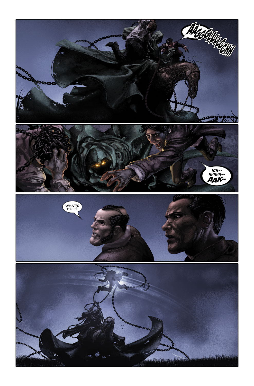 Read online Ghost Rider: Trail of Tears comic -  Issue #4 - 14