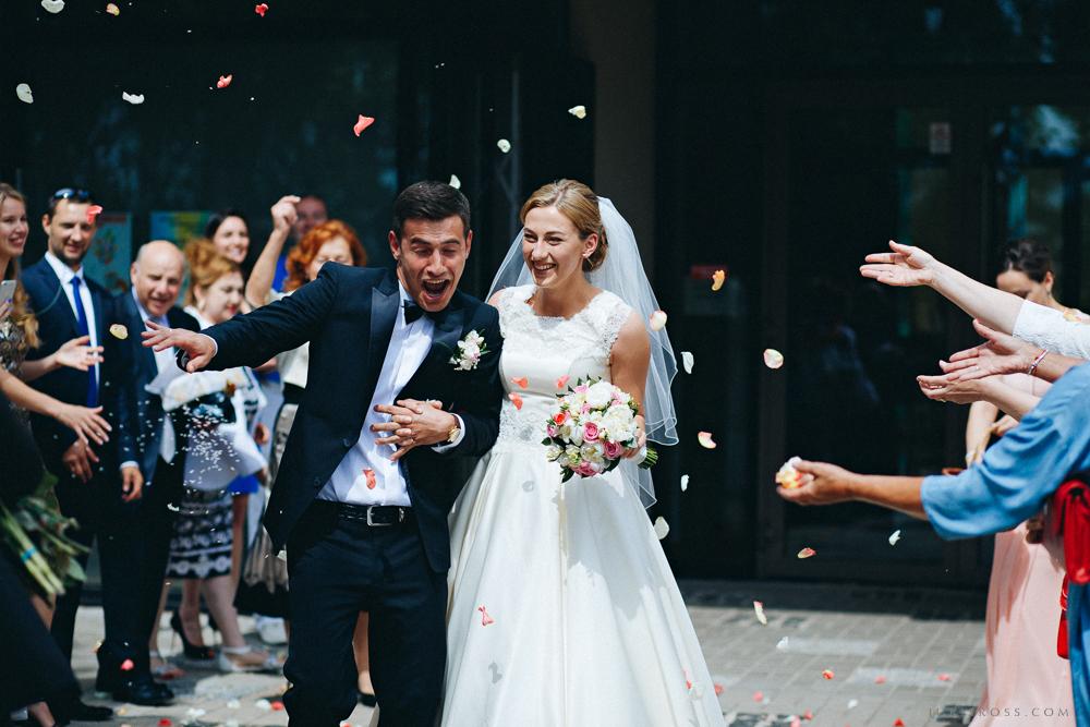 emocijas kāzās
