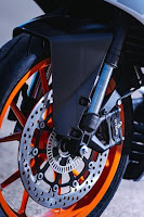 Rem Cakram KTM RC 390 2016