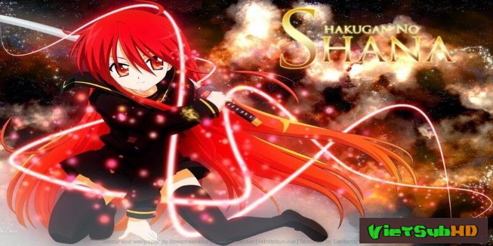Phim Shakugan no Shana SS1 Full 24/24 VietSub HD | Shakugan no Shana SS1 2012