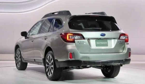 2017 Subaru Outback Changes Redesign Review Specs Release Date