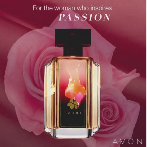 Angel Locsin For Imari Seduction Of Avon Philippines