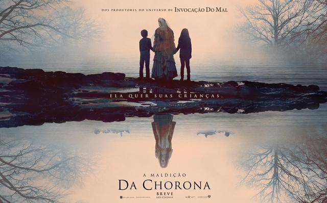 CINEMA: Warner Bros. Pictures divulga trailer assustador de A Maldição da Chorona