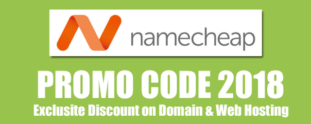 Namecheap Coupons, Promo Codes & Deals August 2018