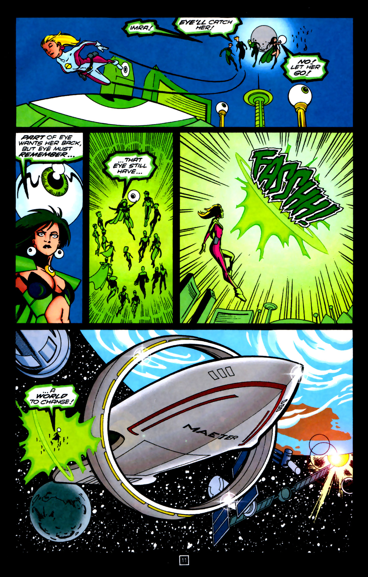 Legion of Super-Heroes (1989) 84 Page 9
